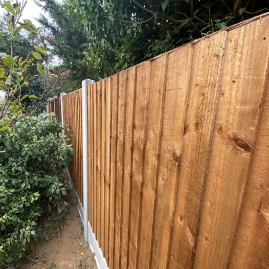 6FT x 5FT Closeboard Fence Panel