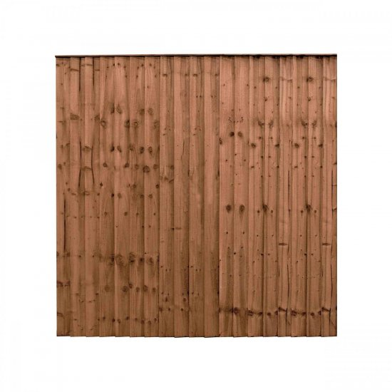 6FT x 6FT Closeboard Fence Panel
